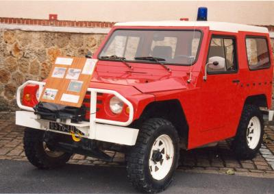 ANCIENNE VLHR OVERLAND EPERNAY