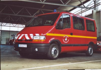 VTP RENAULT MASTER PHASE II T35D EPERNAY