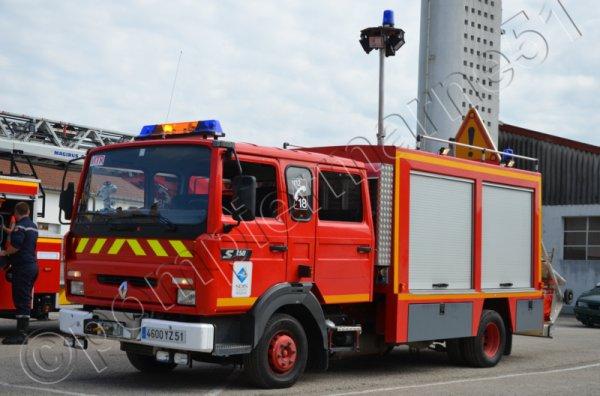 FSR RENAULT S150TI BEMAEX VITRY-LE-FRANCOIS