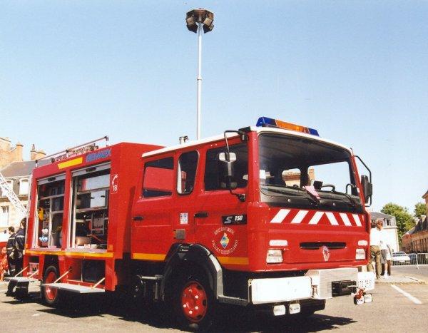 FSR RENAULT MIDLUM S150TI BEMAEX SAINTE-MENEHOULD