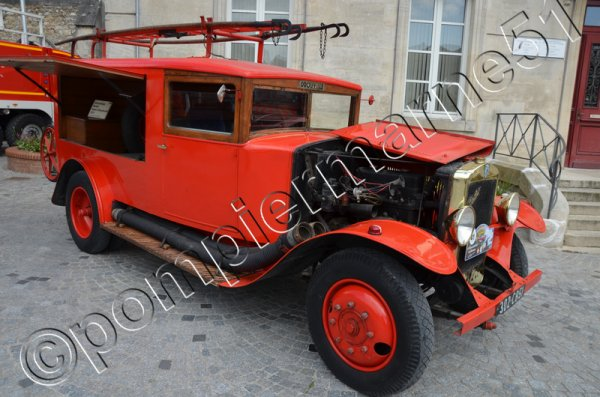 ANCIEN PS BERLIET DROUVILLE 1933 CSP SAINTE-MENEHOULD