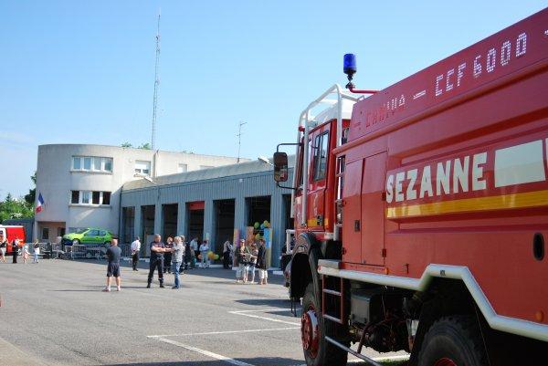 CENTRE DE SECOURS PRINCIPAL DE SEZANNE