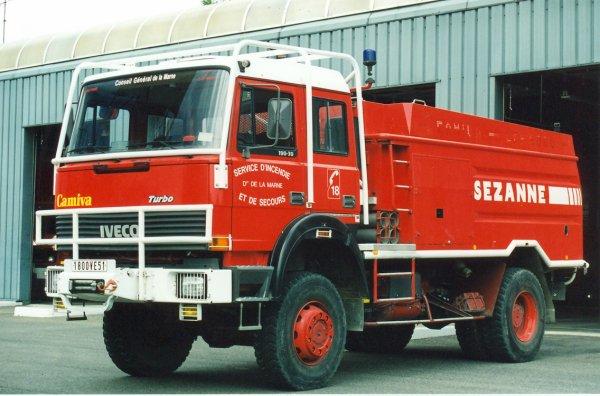 CCFS6000 IVECO 190E30 CAMIVA CSP SEZANNE