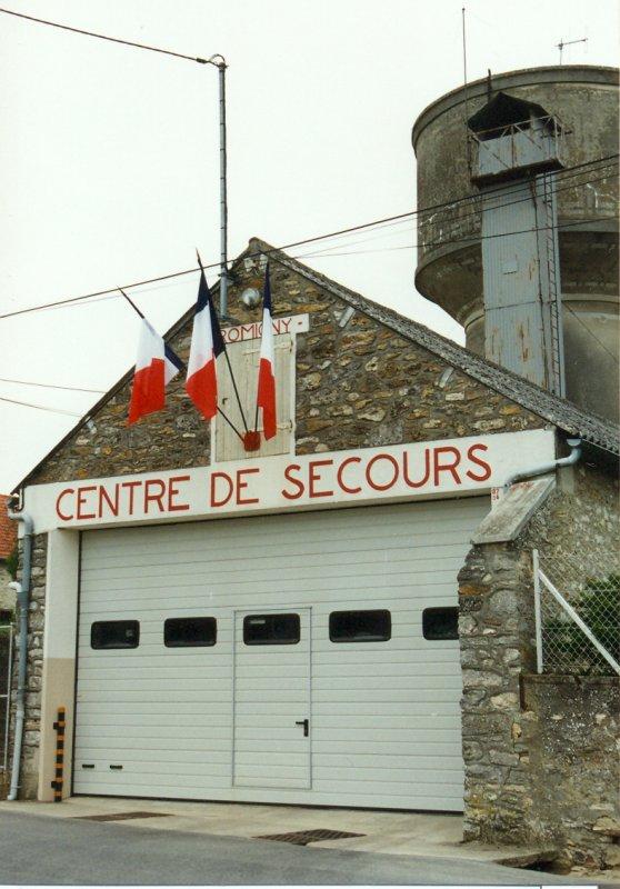 CENTRE DE SECOURS DE ROMIGNY AVANT
