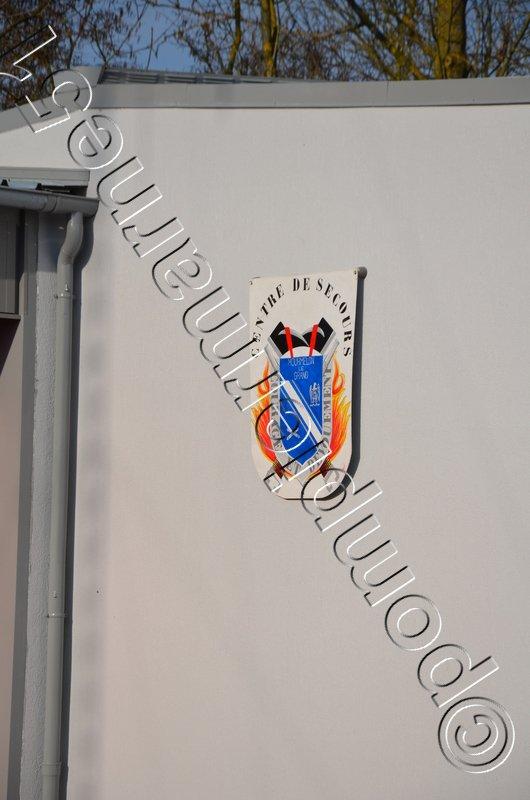 CENTRE D'INCENDIE ET DE SECOURS DE  MOURMELON-LE-GRAND
