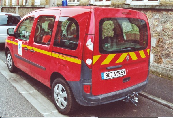 VLTP RENAULT KANGOO PHASE II 1.5 DCi CIS SUIPPES