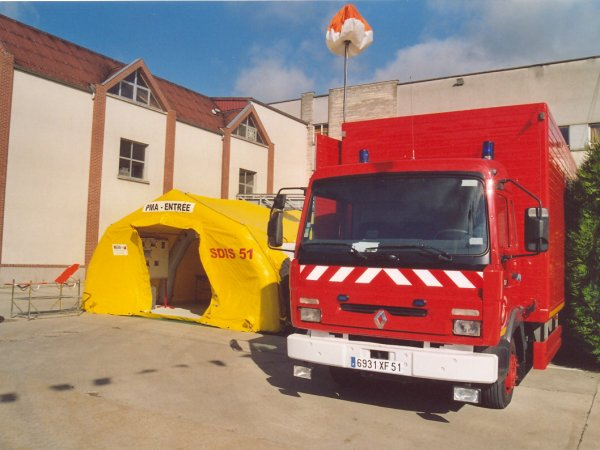 POSTE MEDICAL AVANCE MODULE CIS SUIPPES