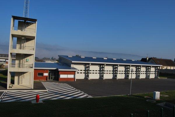 CENTRE DE SECOURS DE DORMANS