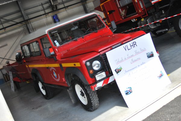 VLHR LAND-ROVER DEFENDER 110TDS CIS DORMANS