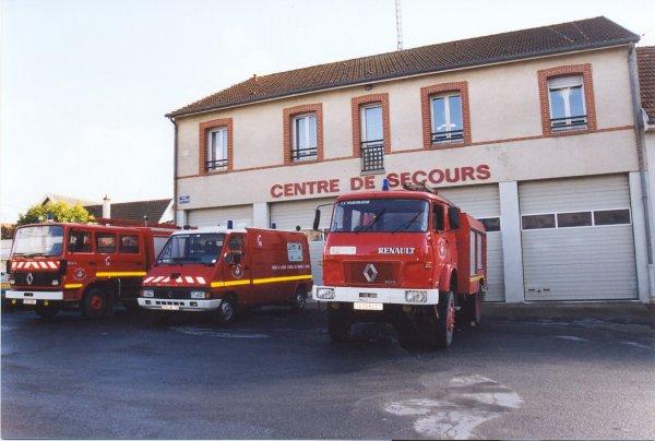 CENTRE D'INCENDIE ET DE SECOURS DE TOURS-SUR-MARNE