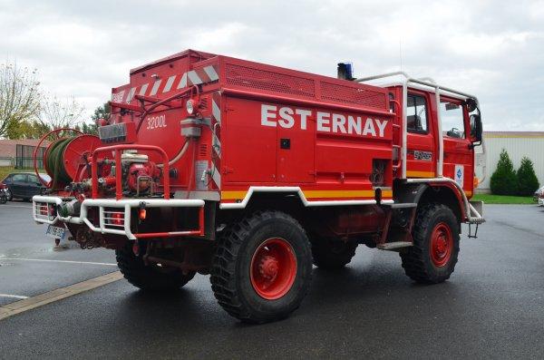 CCFM 3200L RENAULT 110-170 4x4 SAIREP CS ESTERNAY