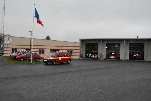 CENTRE D'INCENDIE ET DE SECOURS DE MONTMIRAIL