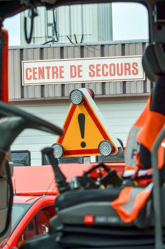 CENTRE D'INCENDIE ET DE SECOURS D'ANGLURE