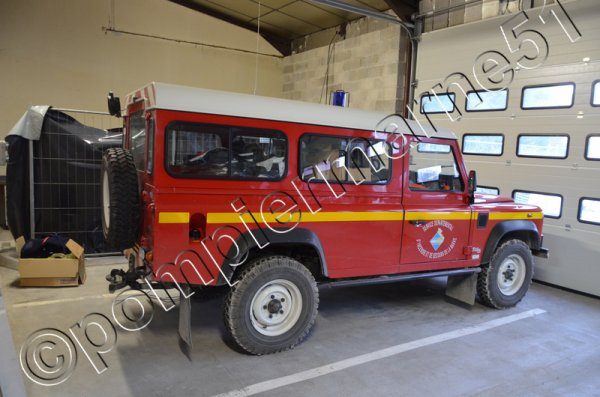 VLHR LAND-ROVER DEFENDER 110TDS CIS ANGLURE