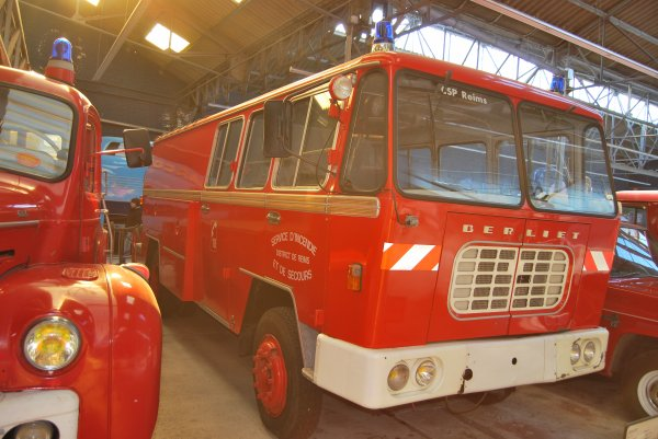 ANCIEN FDGP BERLIET GBK18 CSP REIMS-WITRY