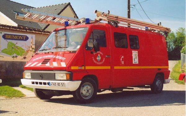 VID RENAULT MASTER T35D U.O.S.D. DE BRIMONT