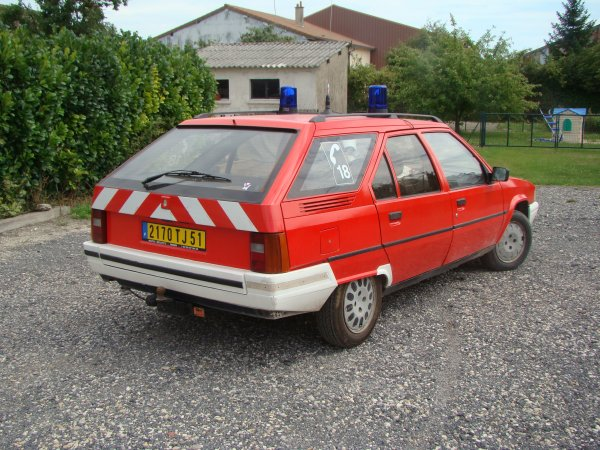 VLTP CITROEN BX BREAK U.O.S.D. DE VALMY