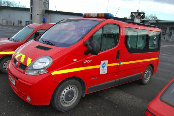 VPCC 1 RENAULT TRAFFIC III DCI140 CIS LA-CHAUSSEE-SUR-MARNE