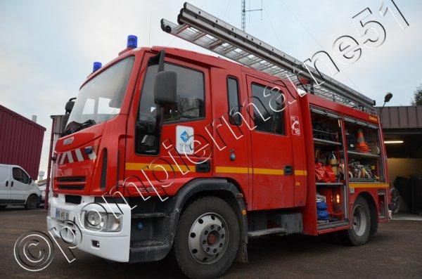 FPT IVECO EUROCARGO 190E24 CAMIVA CIS ANGLURE