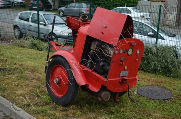 ANCIENNE MPR GUINARD CS FERE-CHAMPENOISE