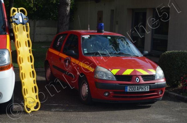 VLCC RENAULT CLIO III DCI80 CHÂLONS-EN-CHAMPAGNE