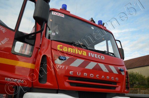FPT IVECO EUROCARGO 130E24 CAMIVA CIS TOURS-SUR-MARNE