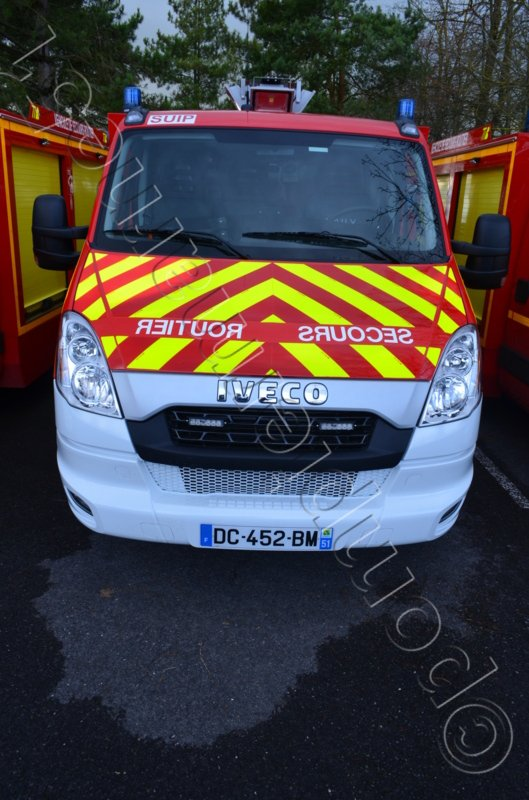 VSRL IVECO DAILY 35S13 TIB CIS SUIPPES