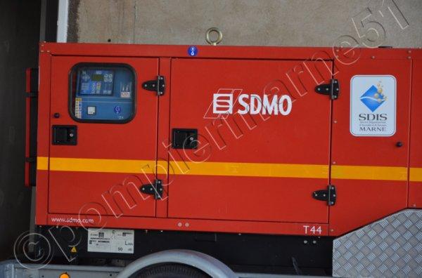 GER SDMO T44 VITRY-LE-FRANCOIS
