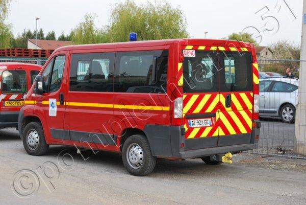 VTP CITROËN JUMPER HDI90 SAINTE-MENEHOULD