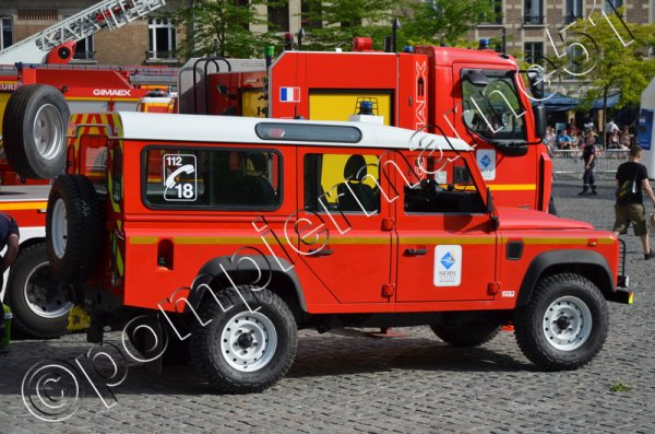 VLHR LAND ROVER DEFENDER 110TDS CIS REIMS-WITRY