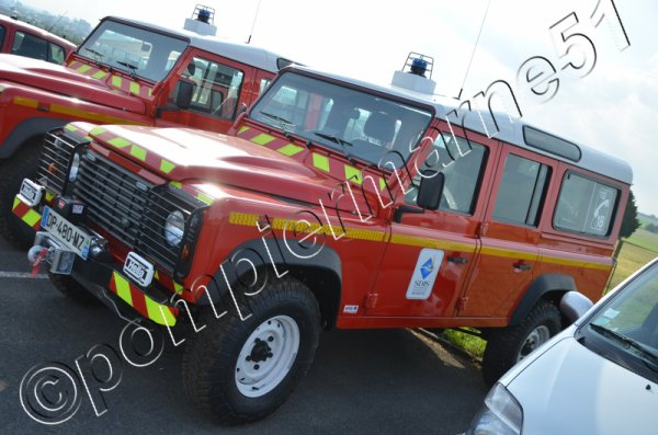 VLHR LAND ROVER DEFENDER SPAC 110TDS CHALONS-EN-CHAMPAGNE