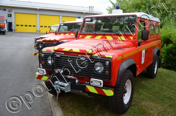VLHR LAND-ROVER DEFENDER 110TDS CIS SOMMESOUS