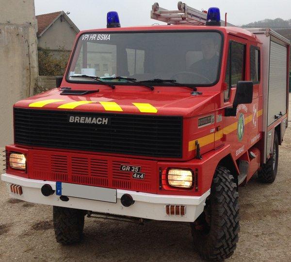 VPIHR BREMACH GR35 4X4 SHULTZ-HVI CPI SAINT-MARTIN-D'ABLOIS