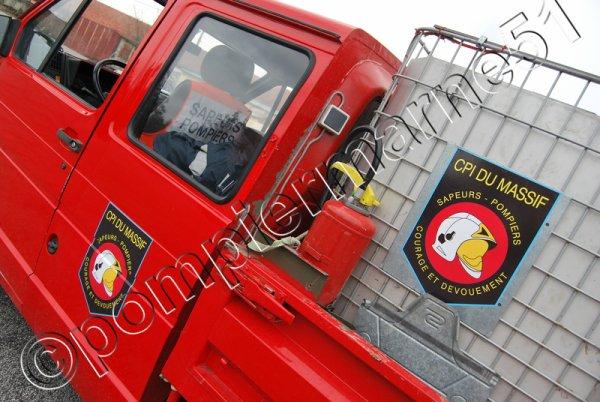 LES ENGINS EN SERVICE AUJOURD'HUI AU CPI DU MASSIF