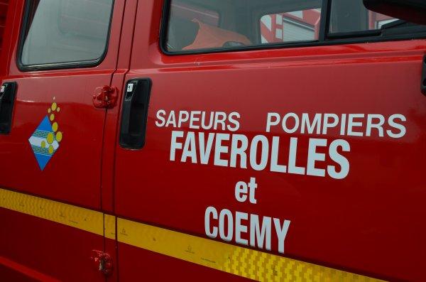 LES ENGINS EN SERVICE AUJOURD'HUI A L'UOSD DE FAVEROLLES ET COËMY