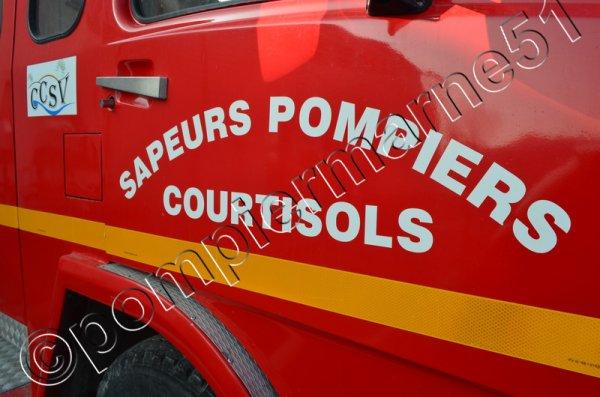 LES ENGINS EN SERVICE AUJOURD'HUI AU CPI DE COURTISOLS