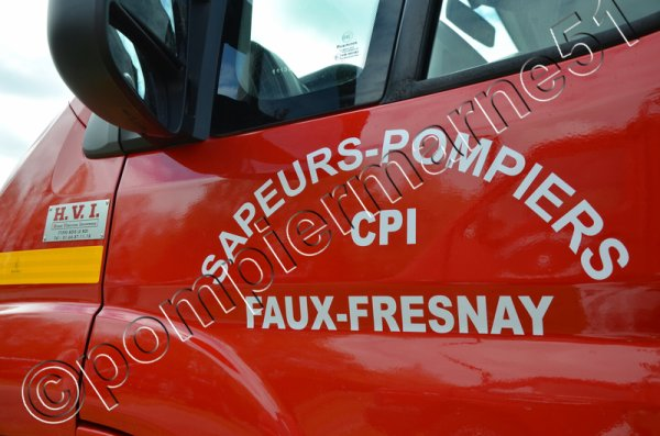 CENTRE DE PREMIERE INTERVENTION DE FAUX-FRESNAY