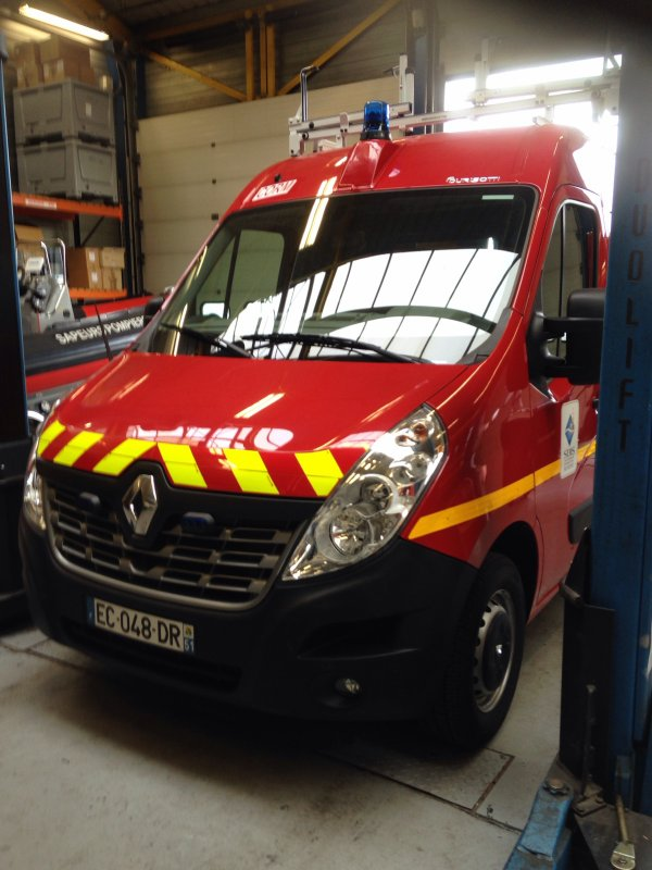 VID RENAULT MASTER DCI100 DURISOTTI CS CORMICY