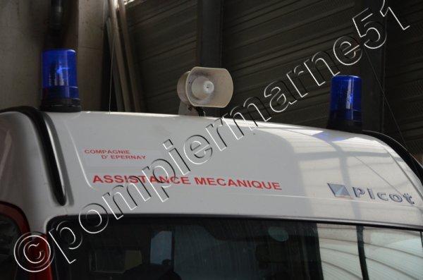 VAT RENAULT MASTER DCI120 CSP EPERNAY
