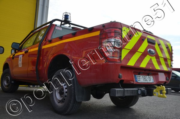 CCFL FORD RANGER DU CSP DE SEZANNE
