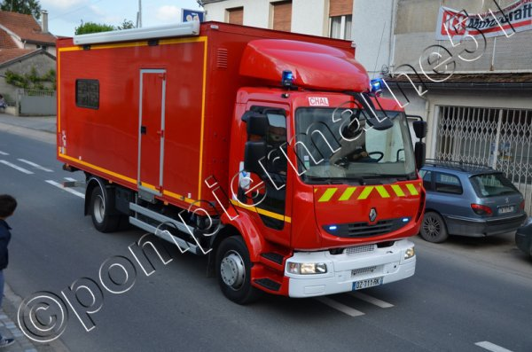 C.A.R.T. RENAULT TRUCKS D15 CSP EPERNAY