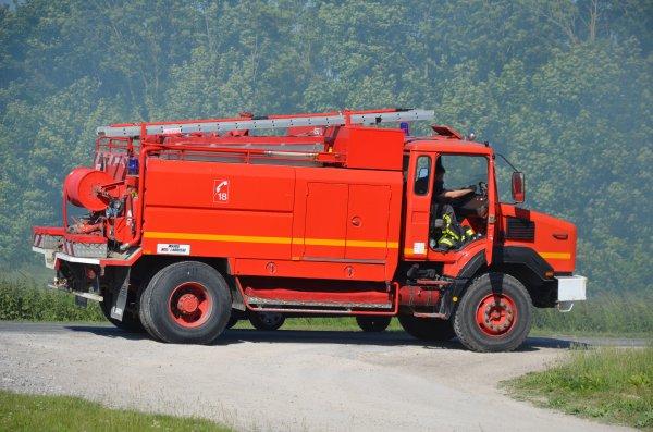 C.C.G.C. 8000L RENAULT C210 DE L'ECOLE DEPARTEMENTALE