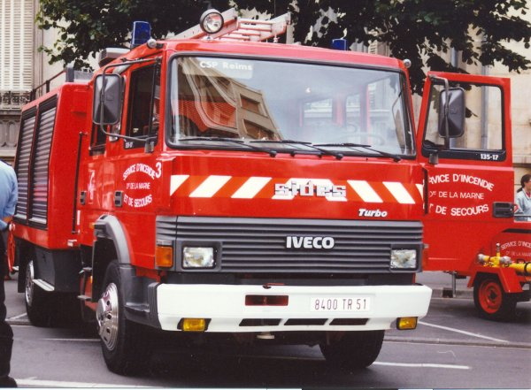 FPT - IVECO 135-17 SIDES - CSP REIMS-CHANZY