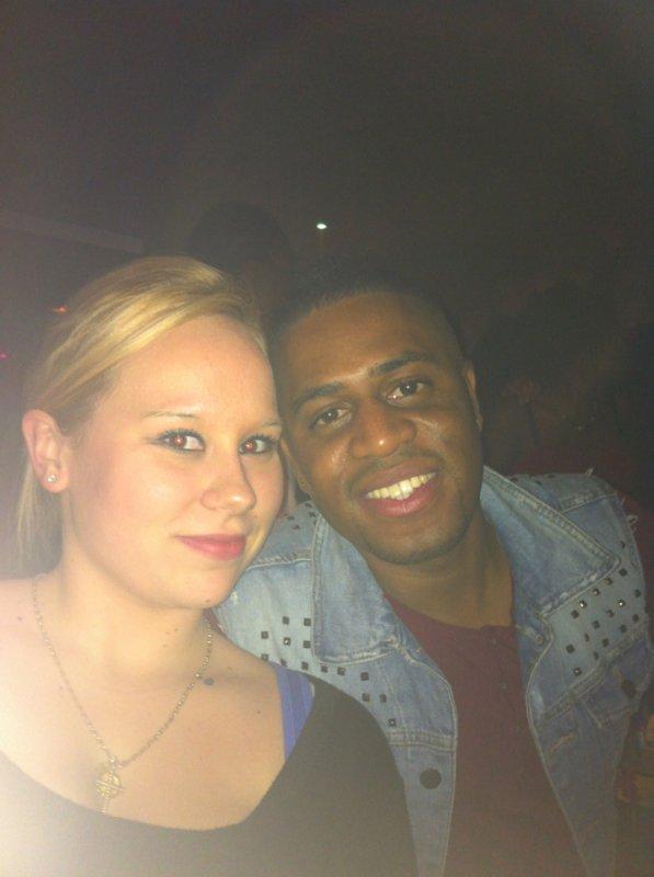 Avec Axel tony !