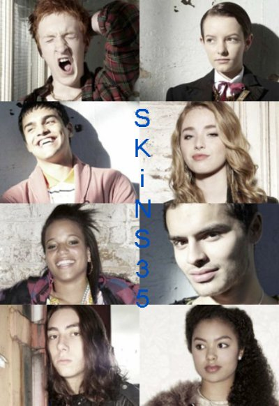 Skins saison 5