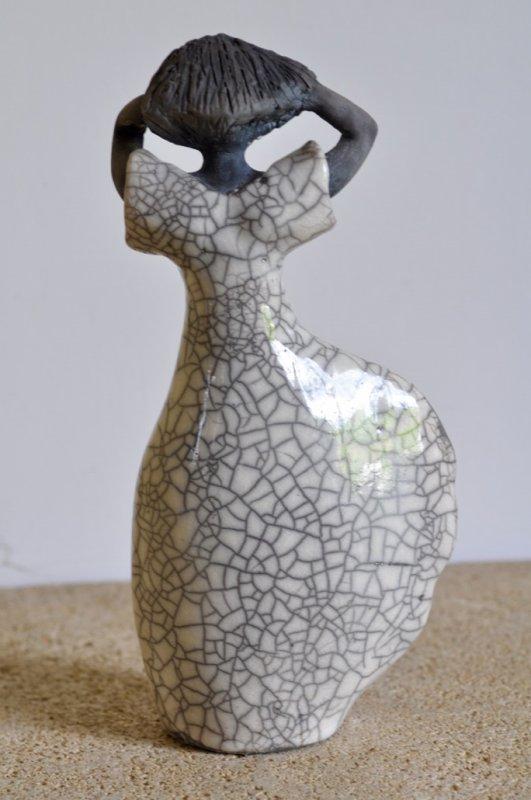 """Sculpture n°15 """"Dans le vent"""""""