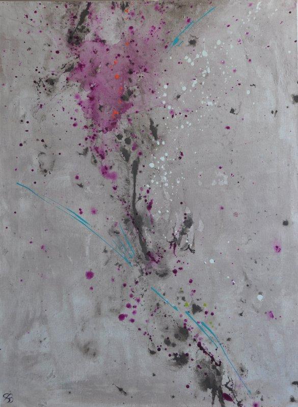 62- Bouquet de cosmos n°1