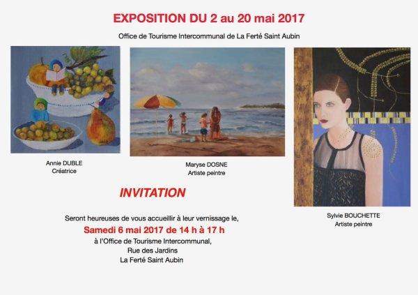 EXPO LA FERTE ST AUBIN