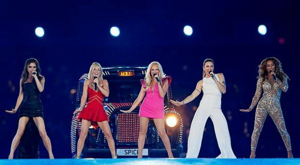 Spice Girls Fans Blog