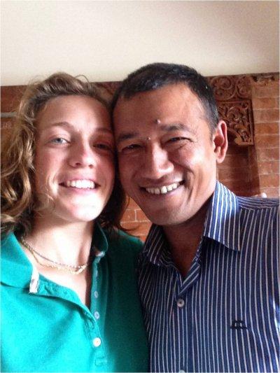 Retour au Népal